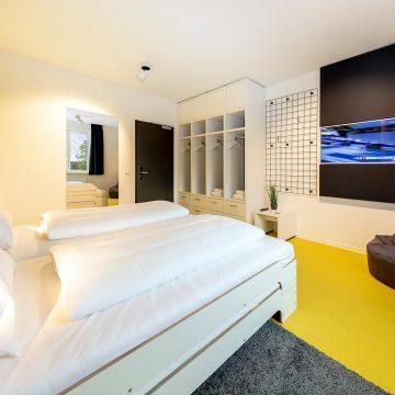 Hotel Athletik Kiel - Twin Room Zweibettzimmer_1